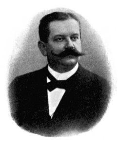 Wilhelm Uhthoff arcképe