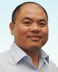 Wenbin Deng, a kutatás vezetője