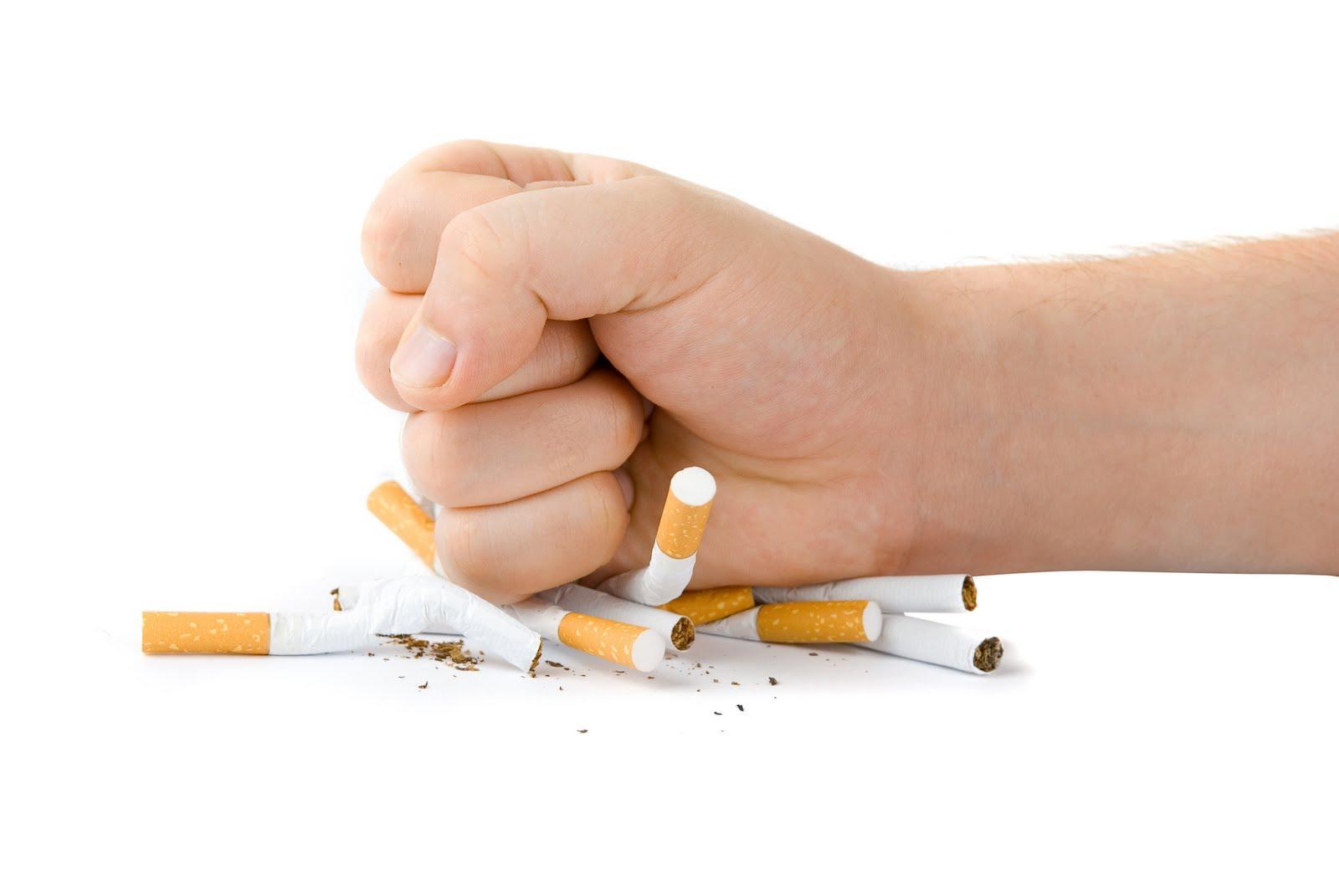 A francia nő leszokott a dohányzásról)