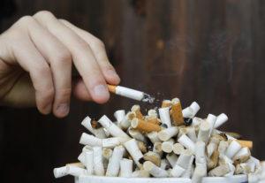 A dohányzás növeli az SM kialakulásának kockázatát
