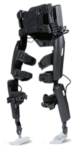 A ReWalk Robotics exoskeletonja