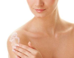 száraz bőr hidratálása