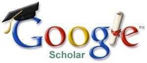 a Google Scholar logója