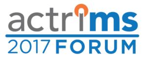az ACTRIMS 2017-es konferenciájának logója