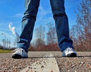 Egy lépéssel közelebb a járás felé