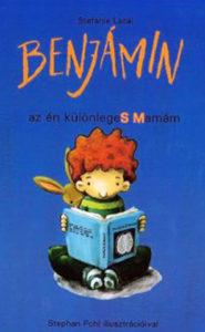 Benjámin című könyv borítója