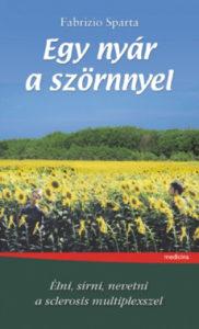 Egy nyár a szörnnyel című könyv borítója