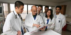orvosi szakképzésben résztvevők