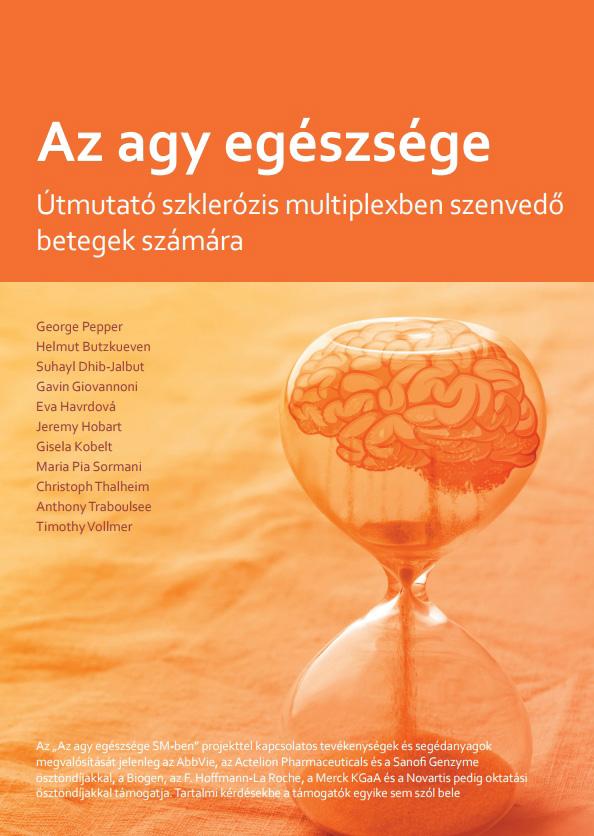 Az agy egészsége c. útmutató letöltése
