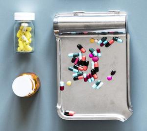 különböző gyógyszerek