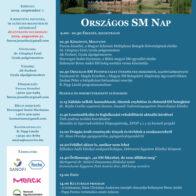 A 2019-es Országos SM Nap programja