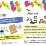 SM adománybolt nyílt Szolnokon