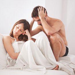 csalódott pár
