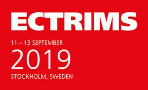 az ECTRIMS konferencia logója