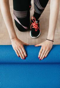 edző matrac